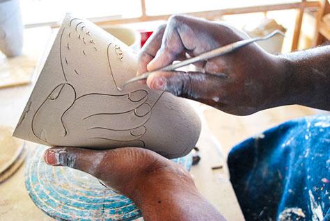Andile & Zizipho - Imiso Ceramics